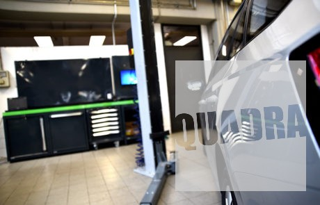 Progetti Quadra Planning - Nuova Verona Auto