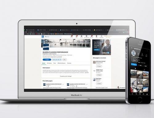 Quadra Planning è anche su LinkedIn e Instagram: seguici!