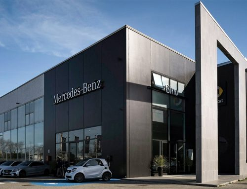 Quadra Planning all'opera per Mercedes Benz: nuovo progetto a Livorno