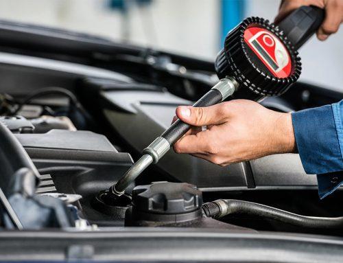 Controllare i consumi dei fluidi in officina con i sistemi di lubrificazione