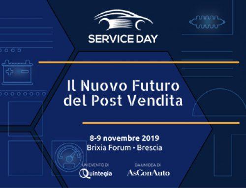 Brescia, 8 e 9 novembre 2019: anche quest'anno, Quadra Planning partecipa al Service Day